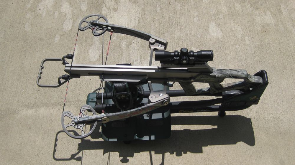 advantages of reverse draw crossbows