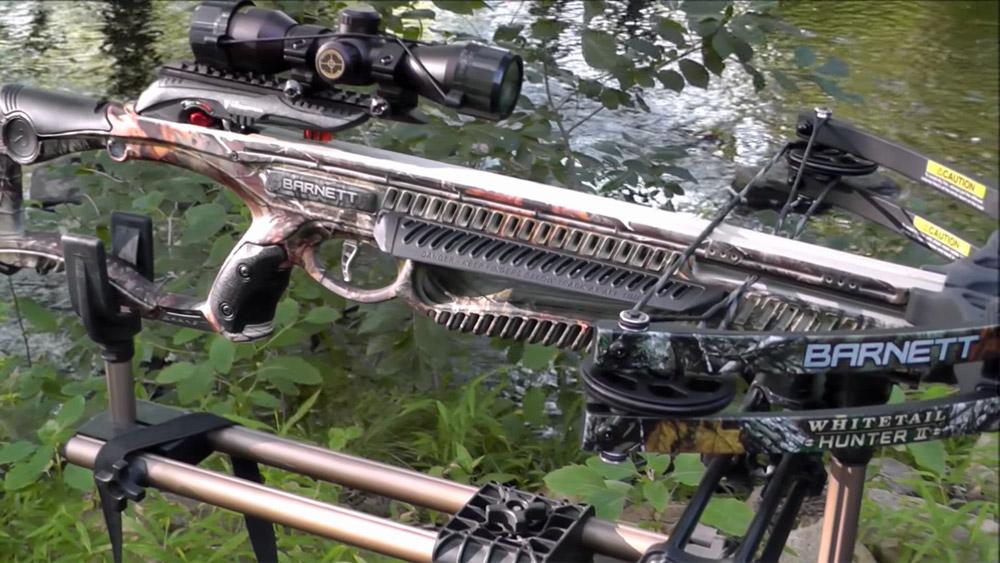 Barnett Whitetail Hunter Feature