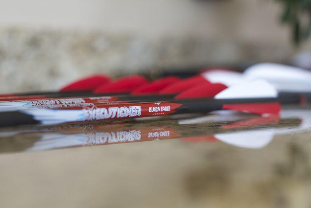 Black Eagle Crossbow Arrows