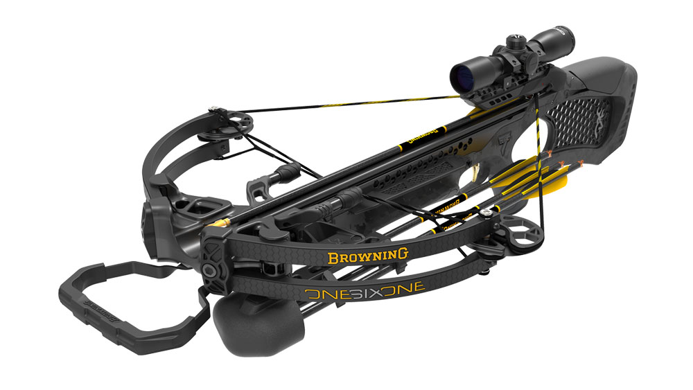 Browning 161 Crossbow Review