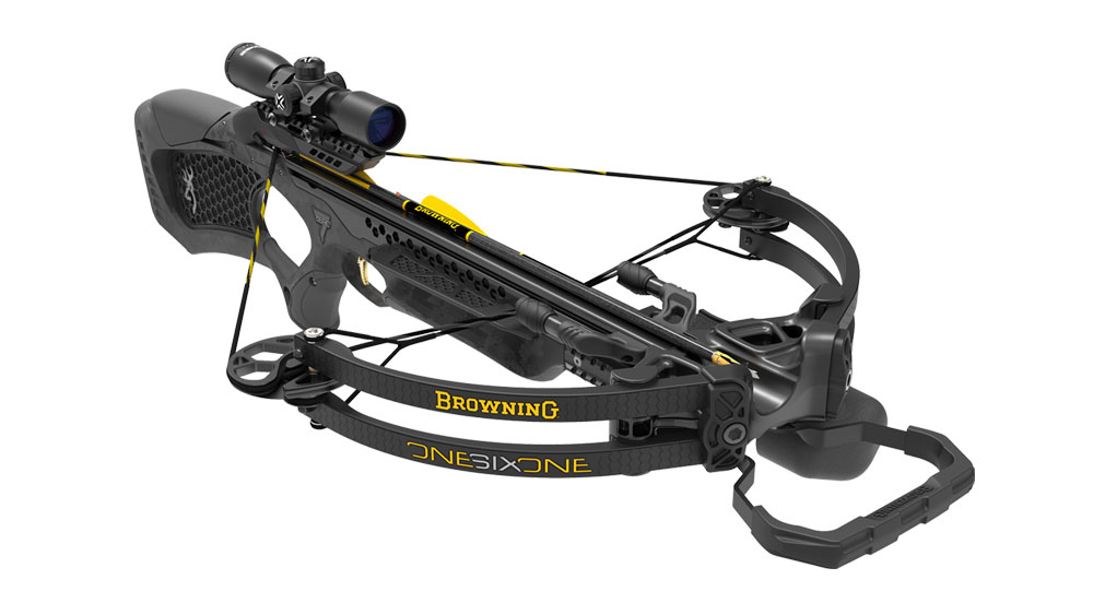 Browning-161-Crossbow,-Right-View