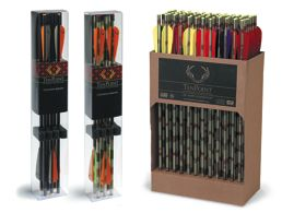 Carbon and Aluminum Crossbow Arrows