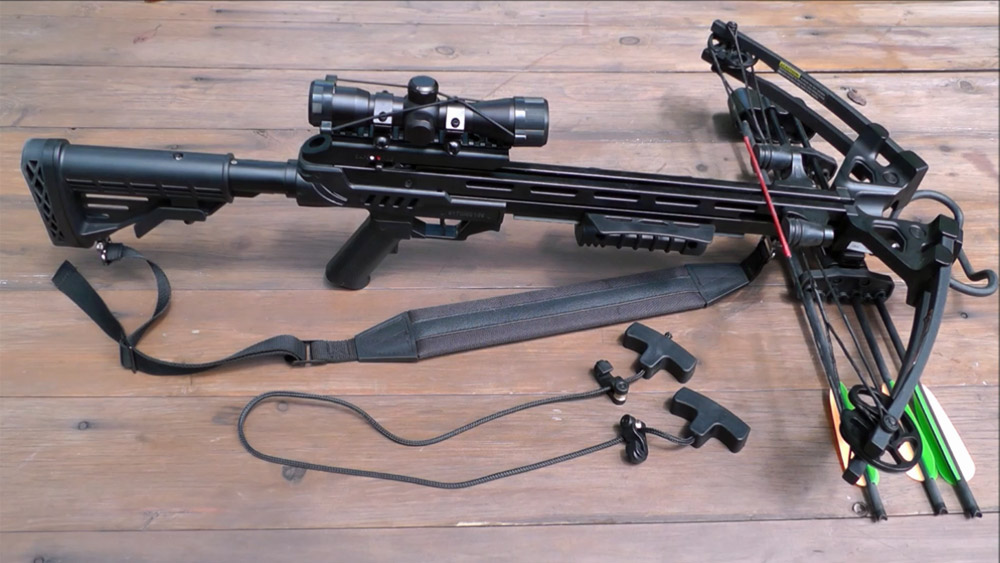 CenterPoint Sniper 370 Feature