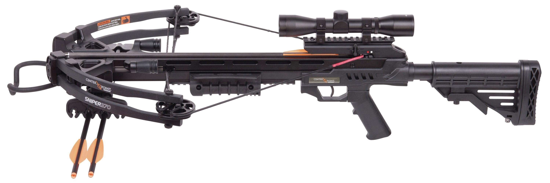 CenterPoint Sniper 370 Profile