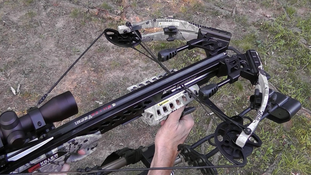 Authorative articles on Crossbow shooting and hunting