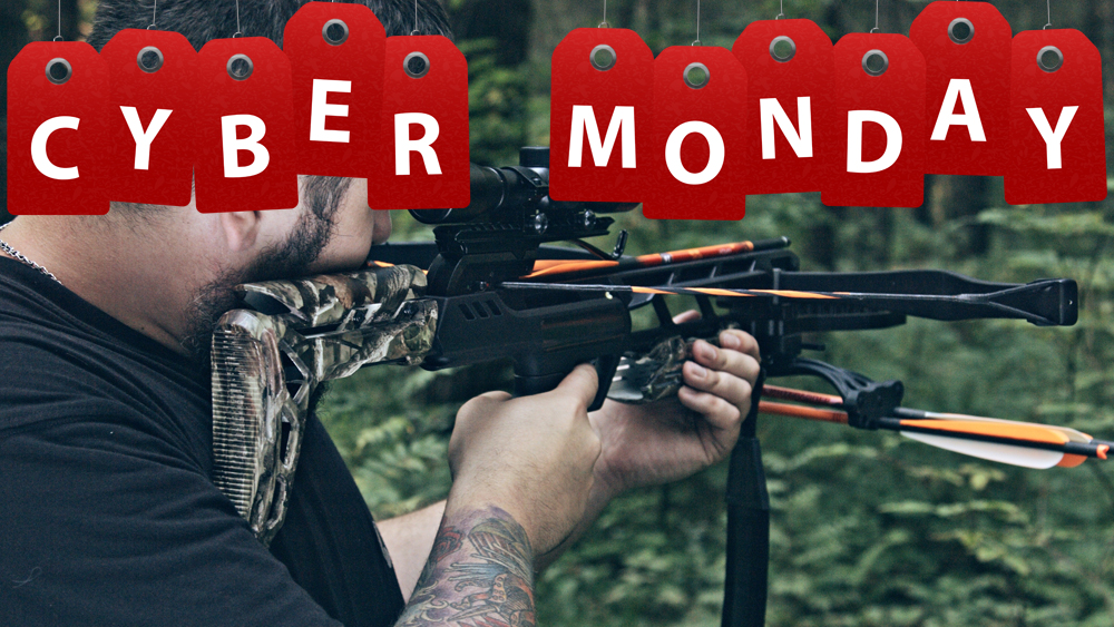 Crossbow Cyber Monday Deals