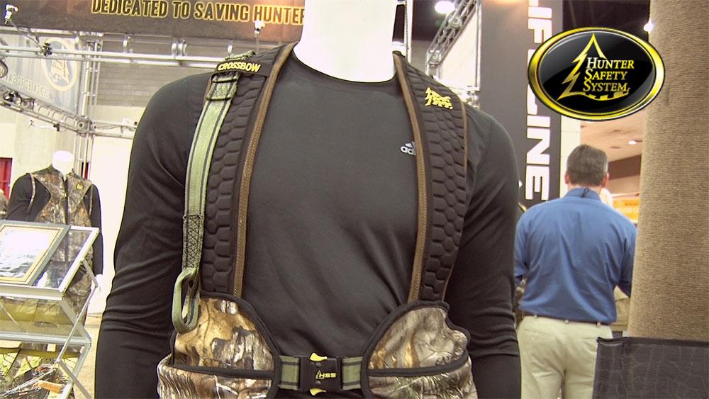 Crossbow Hunter Safety System