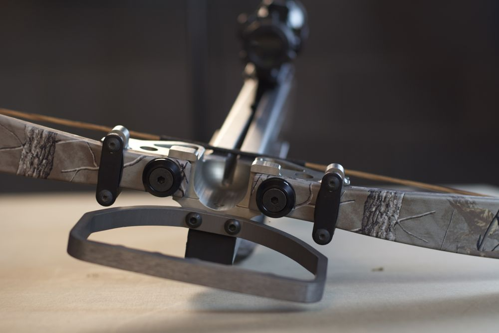 Excalibur Crossbow Front View