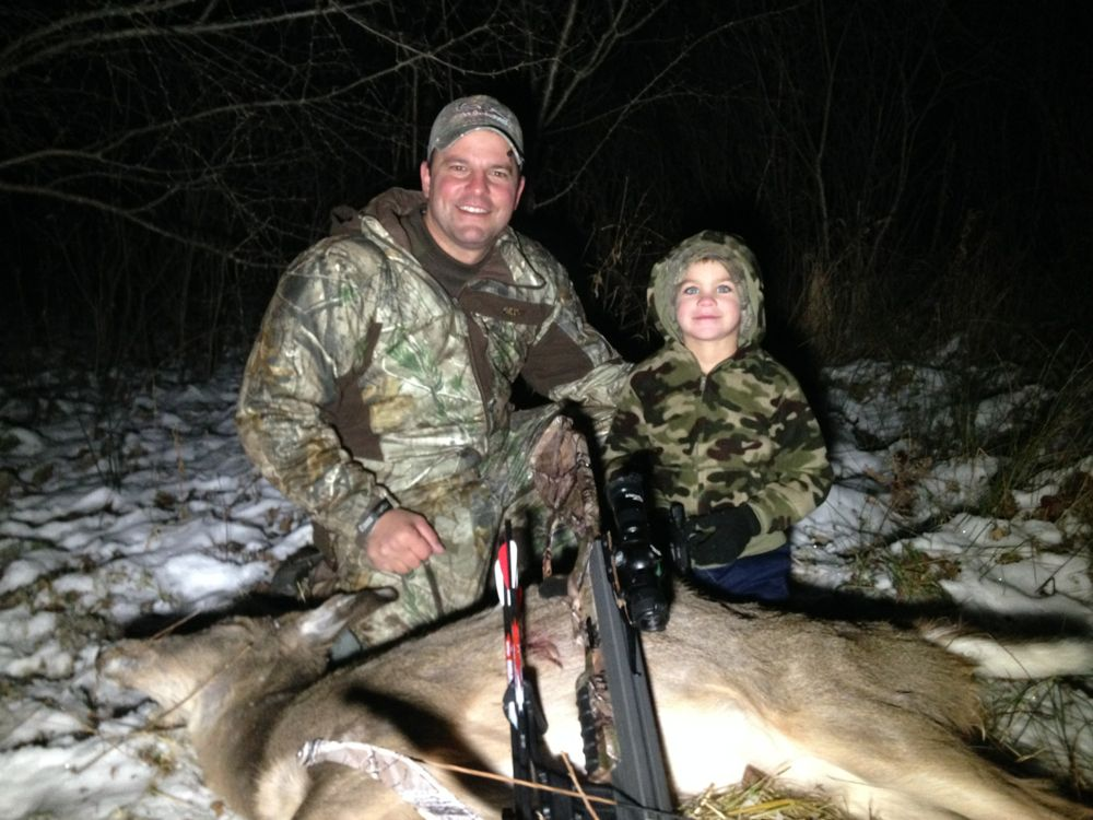 Family Crossbow Hunting