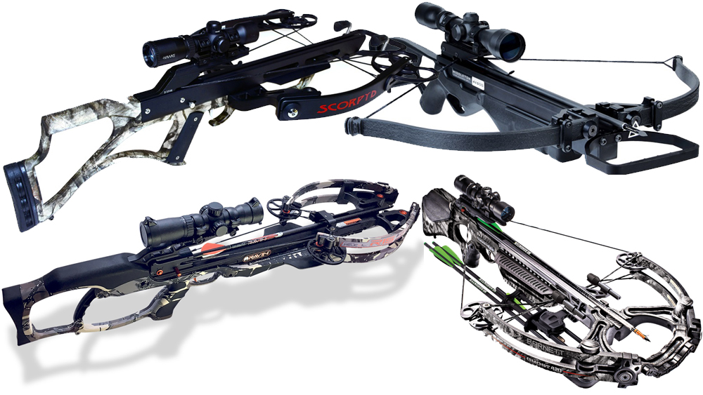 Fastest Crossbows of 2017