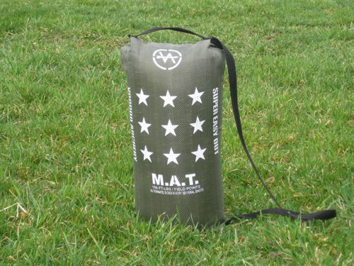 M.A.T. Archery Target