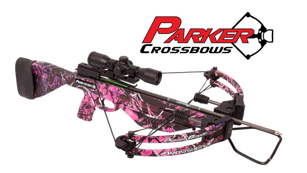 parker ambusher muddy girl crossbow