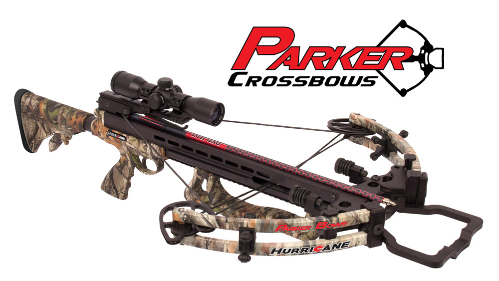parker hurricane crossbow