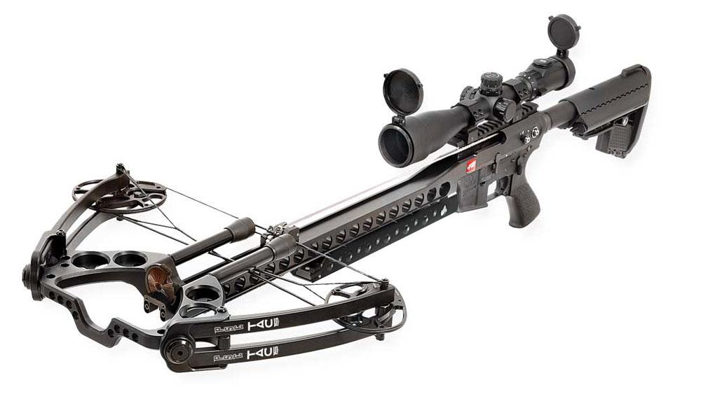 railess-crossbow