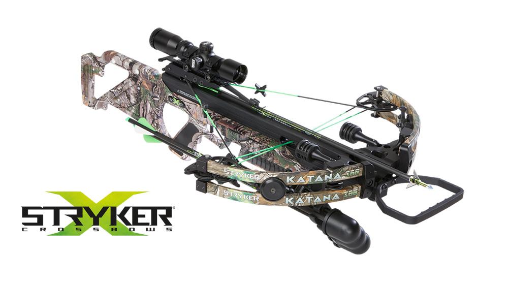 Stryker Katana 360 Crossbow