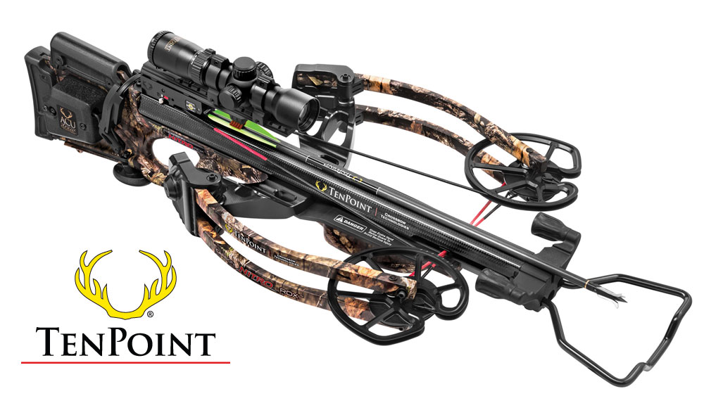 TenPoint Carbon Notro RDX Crossbow