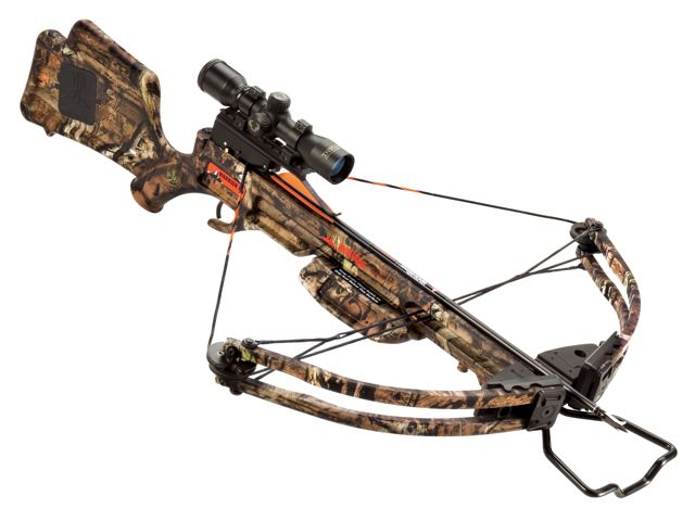 Wicked Ridge Warrior Crossbow